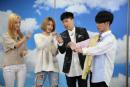 胡彦斌 音乐才子 录制《唱游天下》节目